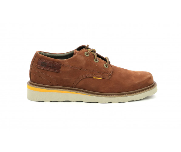 JACKSON LOW LEATHER BROWN
