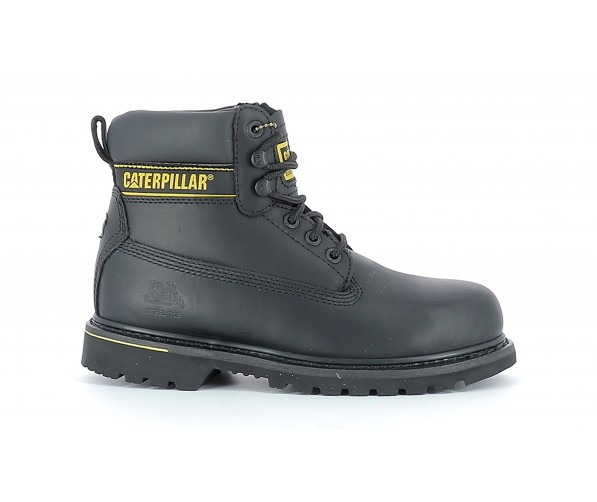 9d551770cf78ec Chaussures Homme HOLTON ST SB HR BLACK - Caterpillar