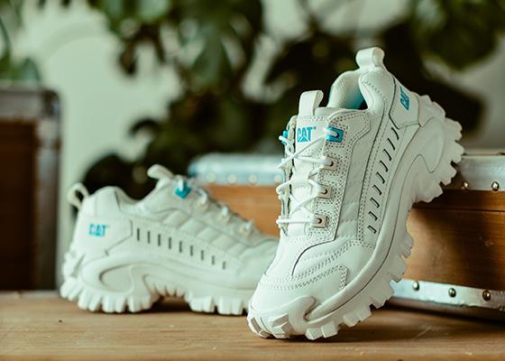 les baskets de la marque de chaussures caterpillar