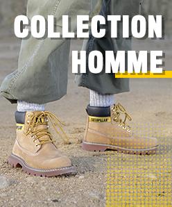 caterpillar chaussures homme