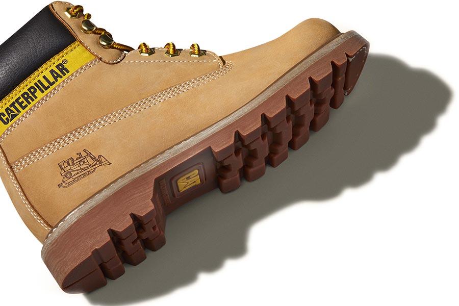 Histoire de la marque de chaussures Caterpillar