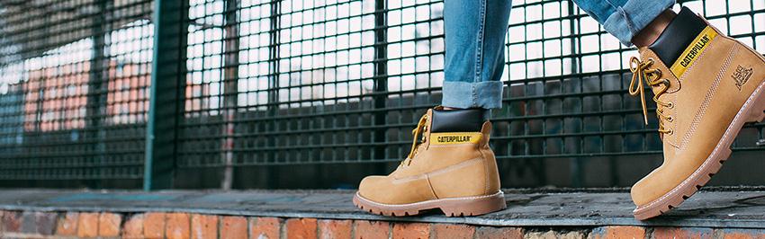 Technologie Ease - Chaussures Hommes équipées Ease - Caterpillar cf1841228c4d